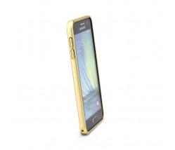 Samsung Galaxy S6 (G920F) Aluminum Bumper gold