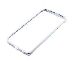 Samsung Galaxy S6 edge(G928F) Aluminum Bumper silver