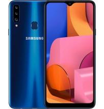 Samsung Galaxy A20s A207 Dual 3/32gb Blue  EU