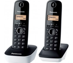 Panasonic KX-TG1612 Duo Black/White EU