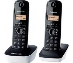 Panasonic KX-TG1612 Duo Black/White EU