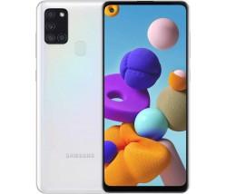 Samsung Galaxy A21s A217 Dual 4/64gb White  EU
