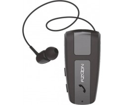 Noozy Roller BH68 In-ear Bluetooth Handsfree Μαύρο