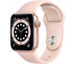 Apple Watch Series 6 GPS  Aluminium 44mm Gold pink  EU