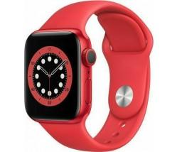 Apple Watch Series 6 GPS  Aluminium 40mm Red  EU