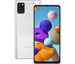 Samsung Galaxy A21s A217 Dual 3/32gb Silver  EU
