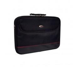Τσάντα μεταφοράς laptop 17'' - μαύρη