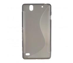 Back case S - LG NEXUS 5X (H791) black-transparent