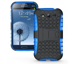 Protection Case Cover with Build in Stand for Samsung Galaxy Grand i9080