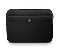 Τσάντα μεταφοράς laptop 13'' Guess - μαύρη