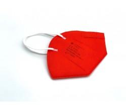 BARI Filtering Half Mask FFP2 NR 1 τεμ κοκκινο χρωμα