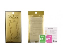 Glass Gold (Tempered Glass) IPHONE 5