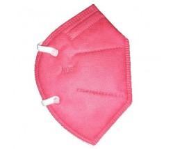 BARI Filtering Half Mask FFP2 NR 1 τεμ ροζ χρωμα