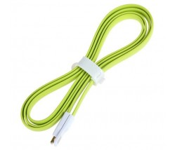 CARTECH LASER ΚΑΛΩΔΙΟ ΦΟΡΤΙΣΗΣ USB/MICRO USB 1m GREEN