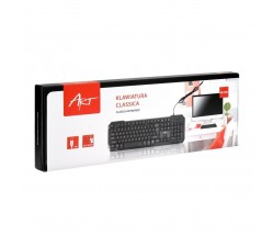 Keyboard AK-46U on USB black