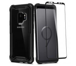 SPIGEN Hybrid 360 Samsung S9 PLUS black